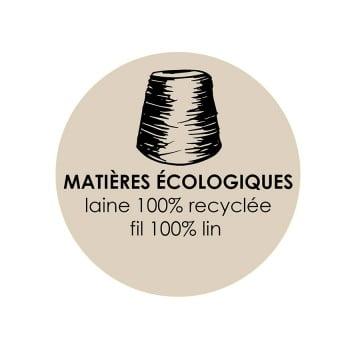 laine écologique