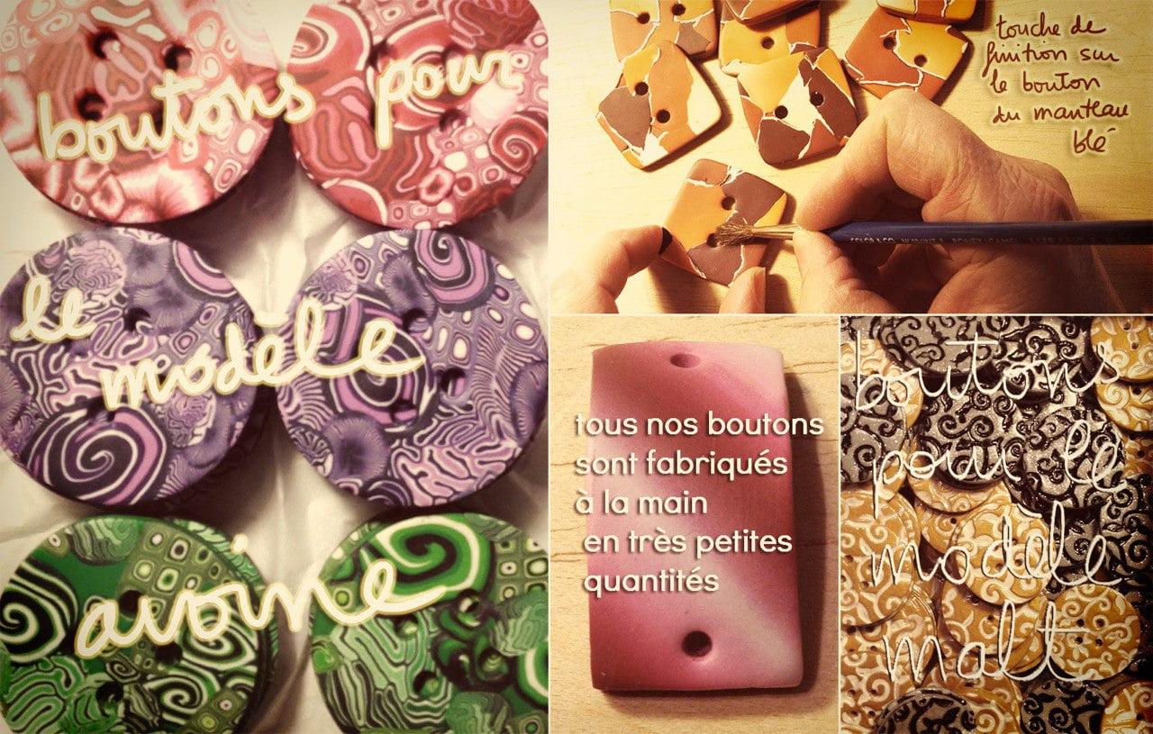 boutons bijoux