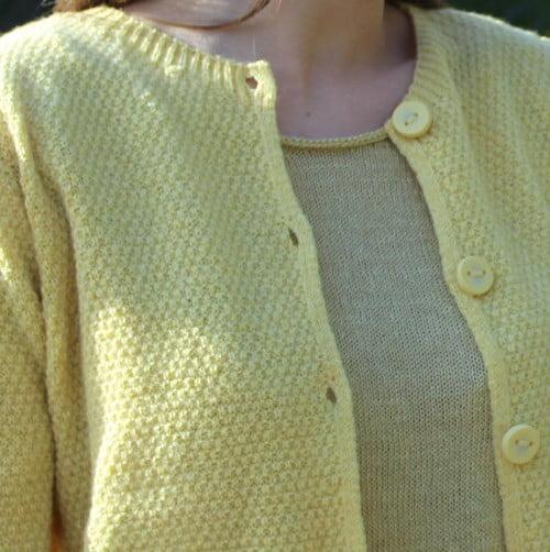 orme jaune