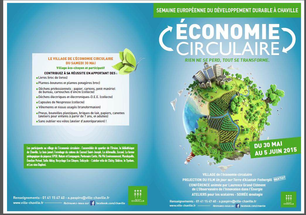 chaville economie circulaire