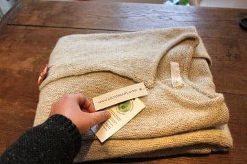 laine écolo