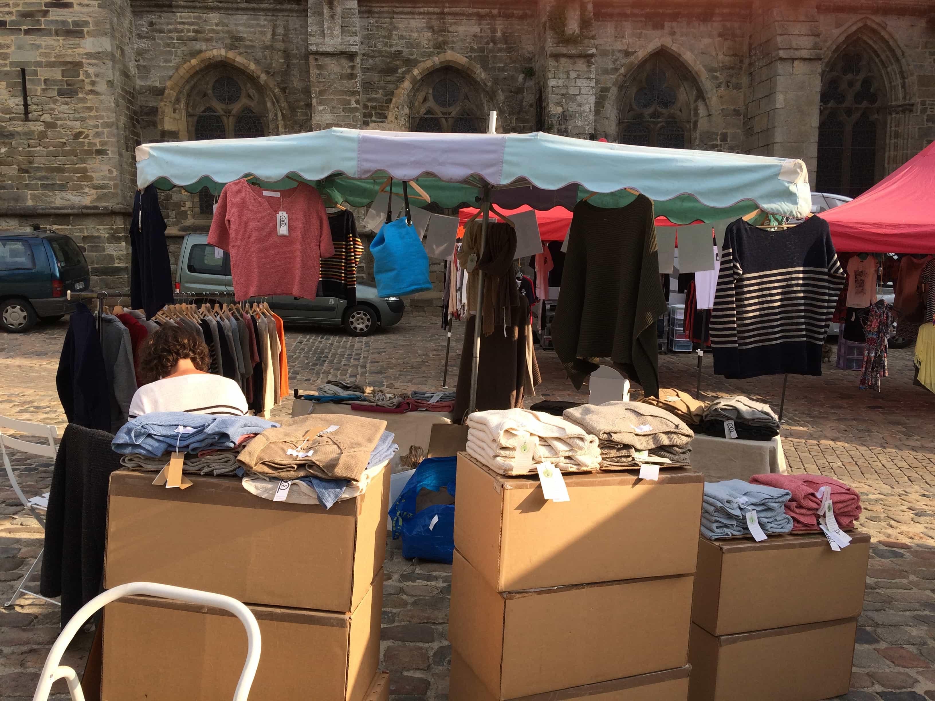 marché de Tréguier