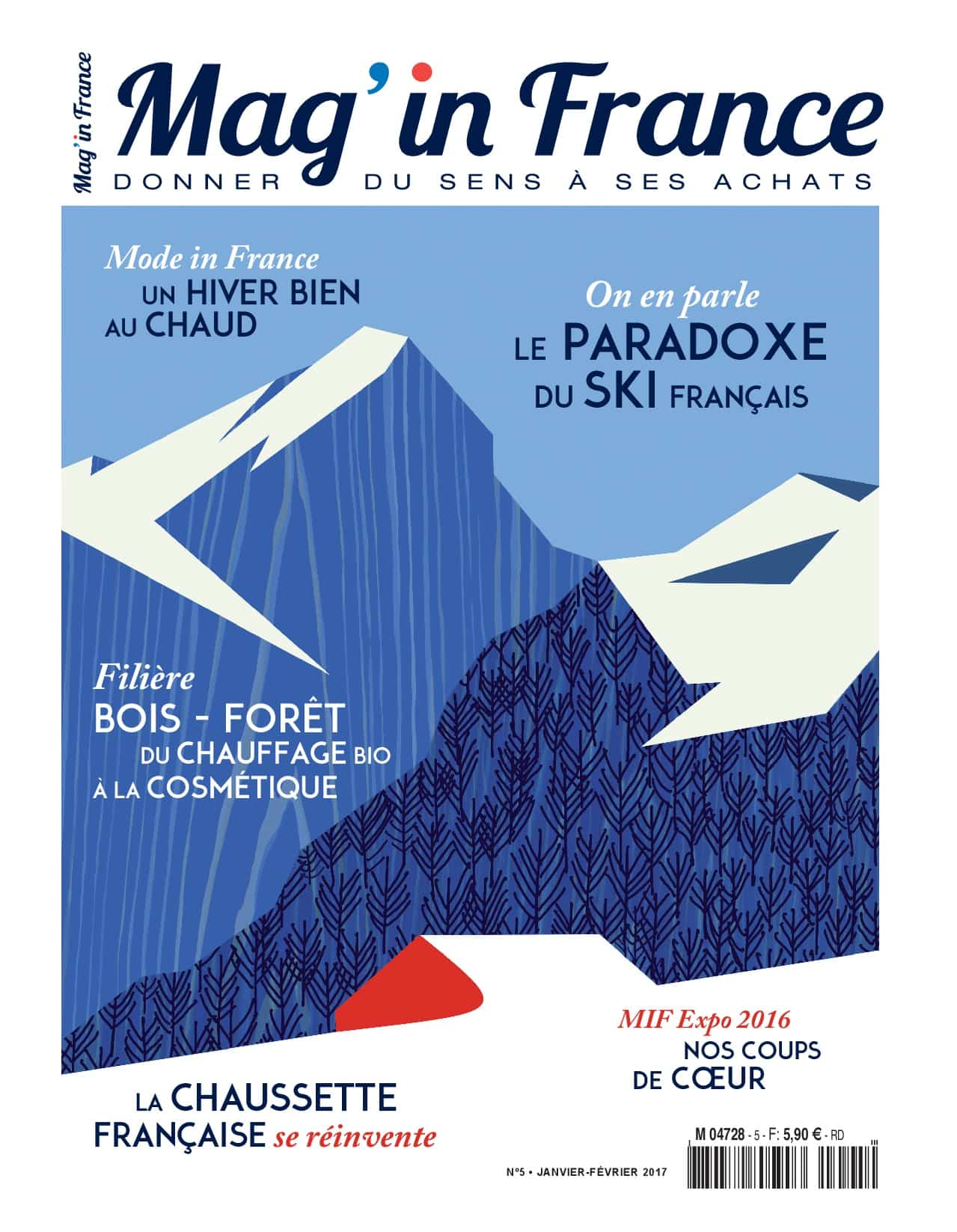 magazine mag' in France