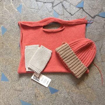 sac el laine recyclee