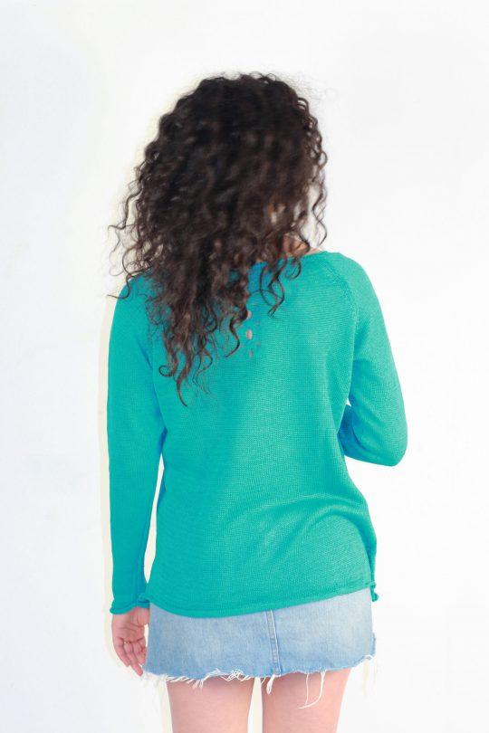 oseille turquoise